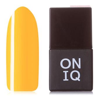Гель-лак ONIQ Pantone №204, Saffron