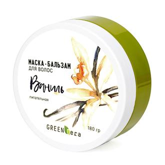 Green Era, Маска для волос «Ваниль», 180 мл
