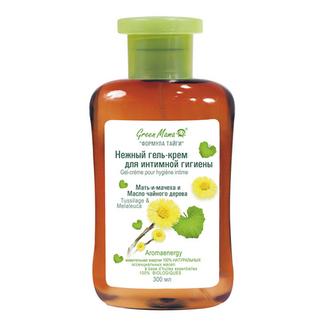 Green Mama, Гель-крем для тела «Мать-и-мачеха и масло чайного дерева», 300 мл