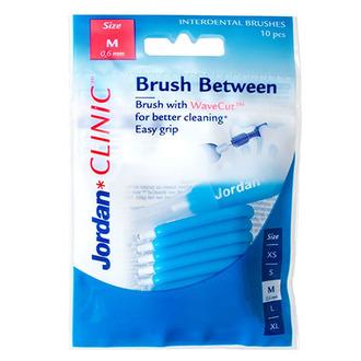Jordan, Зубные ершики Clinic Brush, M