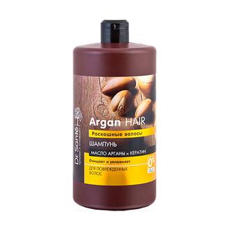 Dr. Sante, Шампунь для волос Argan, 1000 мл