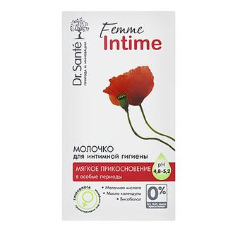Dr.Sante, Молочко для интимной гигиены «Мягкое прикосновение», 230 мл