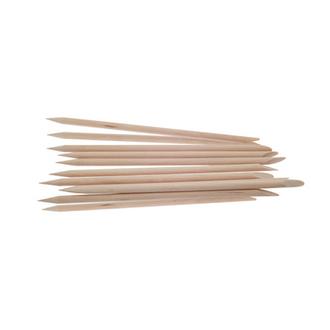 Dewal, Палочки для маникюра, деревянные, 15 шт.