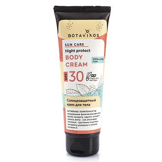 Botavikos, Солнцезащитный крем для тела SPF 30, 100 мл