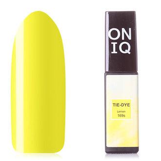 ONIQ, Гель-лак Tie-dye №169s, Lemon