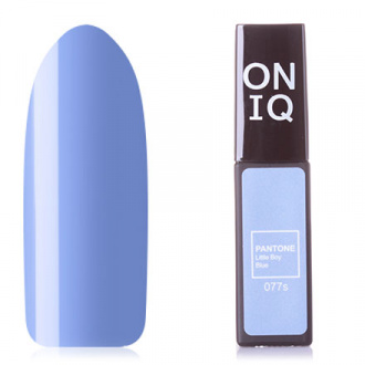 Гель-лак ONIQ Pantone №077s, Little Boy Blue