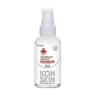 Icon Skin, Гель для рук SeptoPower, 50 мл