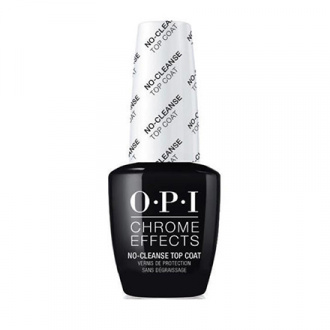 OPI, Верхнее покрытие для гель-лака Chrome Effects, 15 мл