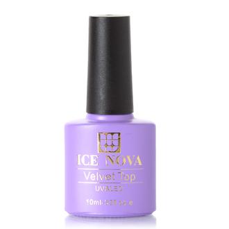 Ice Nova, Velvet Top, Топ матовый, 10 мл