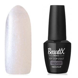 Beautix, Топ с микрошиммером Silver, 15 мл