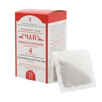 Бизорюк, Чай монастырский №4 «Для улучшения качества сна», Солохаул