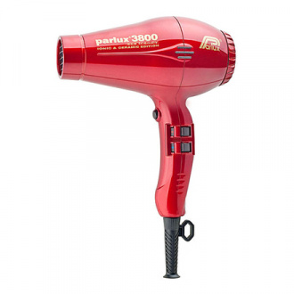 Parlux, Фен 3800 Eco Friendly, красный