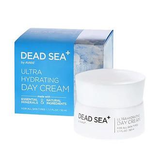 Dead Sea+, Крем для лица Ultra Hydrating, 50 мл