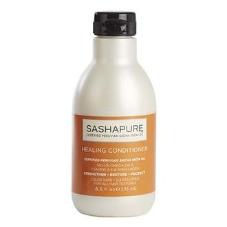 Sashapure, Кондиционер с маслом сача инчи Healing, 251 мл