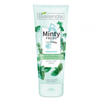 Bielenda, Маска для ног Minty Fresh Foot Care, 100 мл