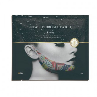 Neal, Маска-бандаж для лица Hydrogel V-shape, 10 г