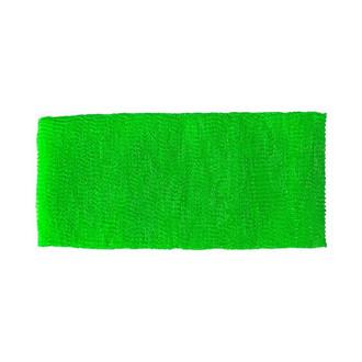 Silva, Мочалка для тела «Японская», зеленая