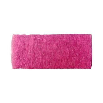 Silva, Мочалка для тела «Японская», розовая