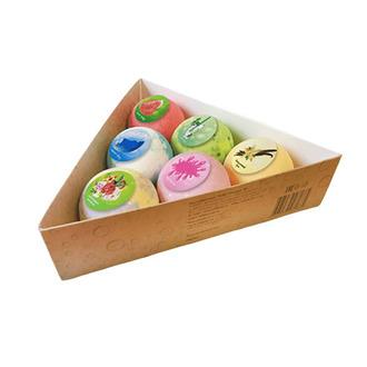 Ресурс Здоровья, Бурлящие шары для ванны «Ассорти», 6 шт.