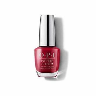 OPI, Лак для ногтей Infinite Shine, OPI Red (УЦЕНКА)