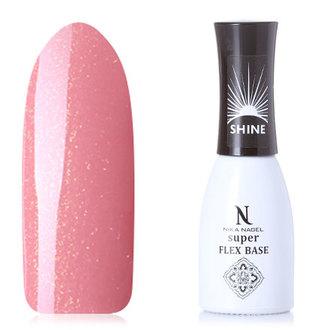 Nika Nagel, База Super Flex Shine, 10 мл