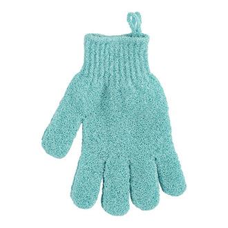 Body Break, Массажные перчатки для тела, бирюзовые, 2 шт.