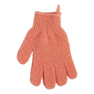 Body Break, Массажные перчатки для тела, коралловые, 2 шт.