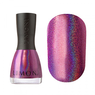 LIMONI, Лак для ногтей MegaShine Prism 3D №205