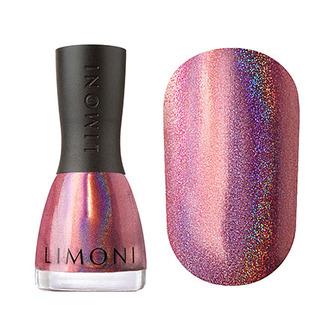 LIMONI, Лак для ногтей MegaShine Prism 3D №206