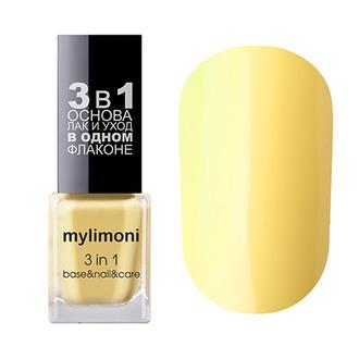 LIMONI, Лак для ногтей Mylimoni №37