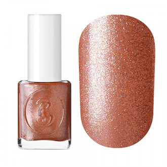 Berenice, Лак для ногтей Oxygen №74, Orange Flame