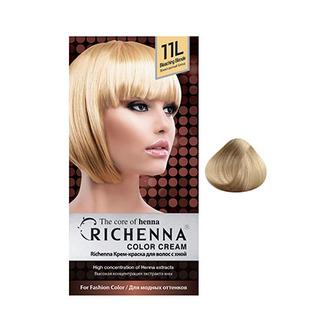 Richenna, Крем-краска для волос №11L
