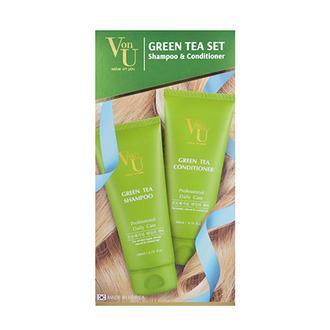 Von-U, Набор для волос Green Tea
