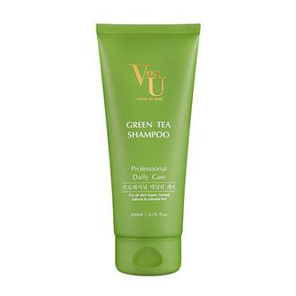 Von-U, Шампунь для волос Green Tea, 200 мл