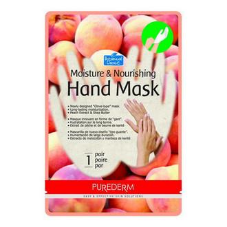 Purederm, Маска-перчатки для рук Botanical Choice, 1 пара