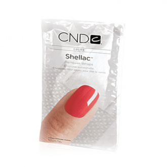 CND Shellac, Замотка Remover Wraps, 10 шт. (УЦЕНКА)