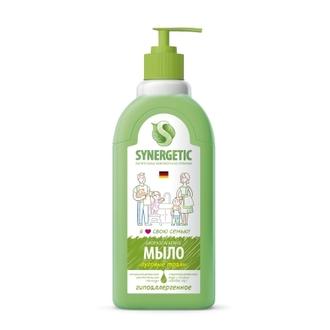 Synergetic, Жидкое мыло «Луговые травы», 500 мл