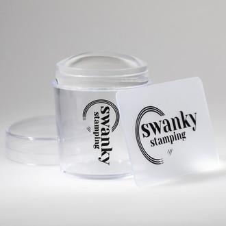 Swanky Stamping, Штамп для стемпинга, прозрачный