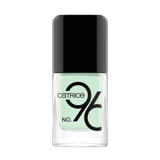 CATRICE, Лак для ногтей ICONails №96, Nap Green