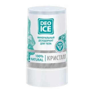 Deoice, Минеральный дезодорант «Кристалл», 50 г