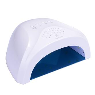 Planet Nails, Лампа UV/LED Sunlight, 24W/48W, белая