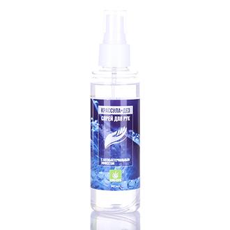 Крассула-Дез, Антибактериальный спрей для рук, 140 мл