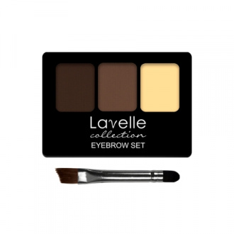 Lavelle Collection, Набор для бровей, тон 02
