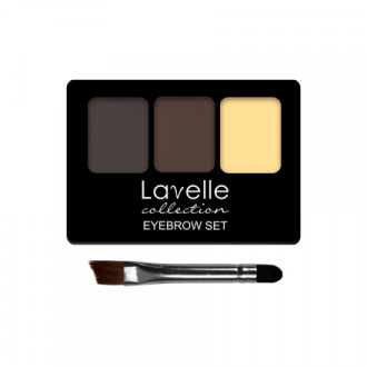 Lavelle Collection, Набор для бровей, тон 04