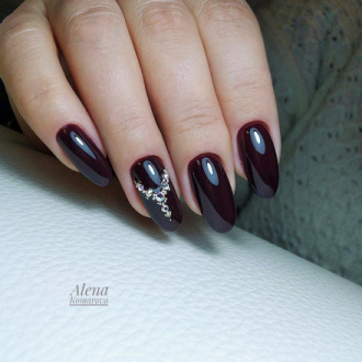 BHM Professional, Гель-лак APEX GEL №25, Queen