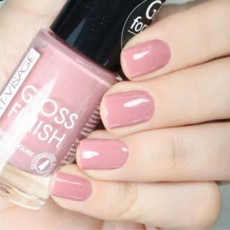 Art-Visage, Лак Gloss Finish №113, Розовый шоколад