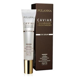 Pulanna, Лифтинг-сыворотка для контура глаз Caviar, 20 мл