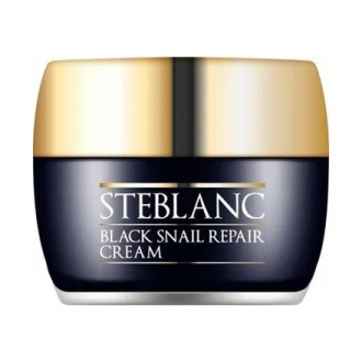 Steblanc, Крем для лица Black Snail Repair, 50 мл
