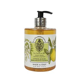 La Florentina, Жидкое мыло Acacia & Citron, 500 мл