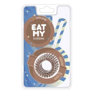 EAT MY bobbles, Резинка для волос «Леденец с колой», 3 шт.